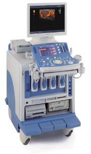 УЗИ аппарат – Hitachi Aloka Alpha 10 - RH
