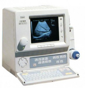 УЗИ аппарат – ALOKA SSD-500