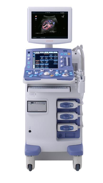 УЗИ аппарат – Hitachi Aloka Prosound Alpha 7 - RH