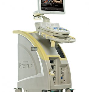 УЗИ аппарат Hitachi Aloka HI VISION Preirus