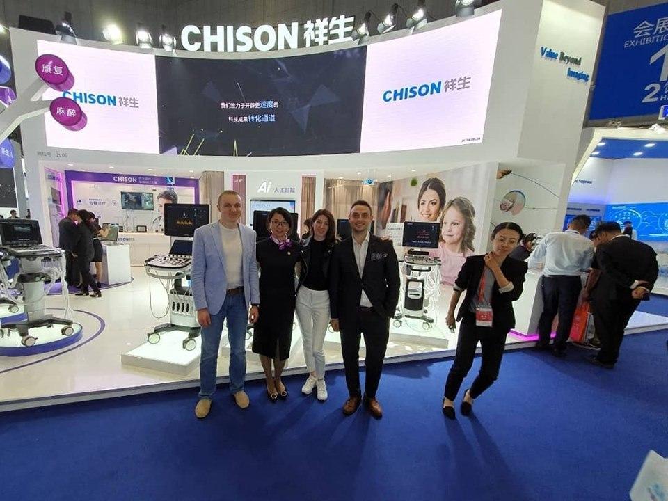 RH на CMEF в Шанхае (Китай) - Новости RH